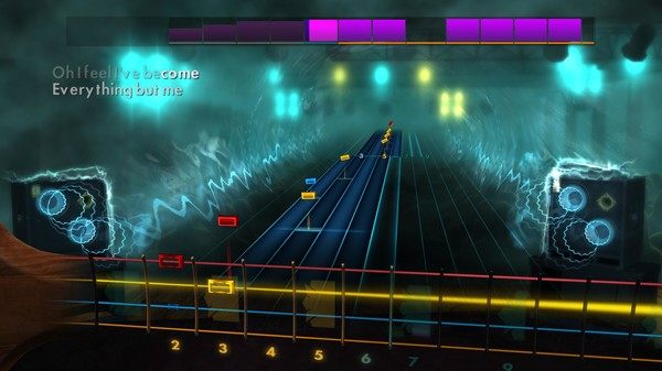 """Скриншот №3 к Rocksmith® 2014 Edition – Remastered – Set The Charge - """"Everything But Me"""""""