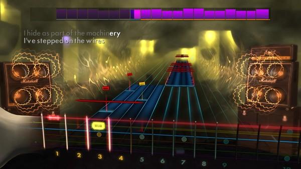 Скриншот №5 к Rocksmith® 2014 Edition – Remastered – Amaranthe Song Pack