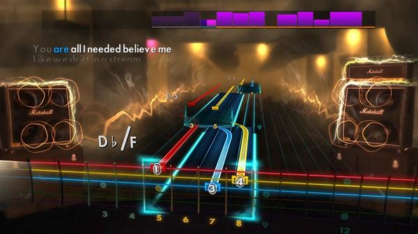 Скриншот №3 к Rocksmith® 2014 Edition – Remastered – Amaranthe Song Pack