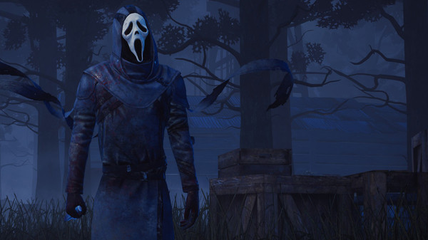 Скриншот №6 к Dead by Daylight Ghost Face®