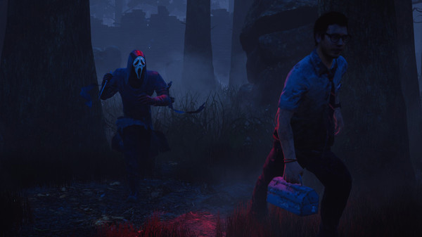 Скриншот №5 к Dead by Daylight Ghost Face®