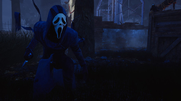 Скриншот №4 к Dead by Daylight Ghost Face®