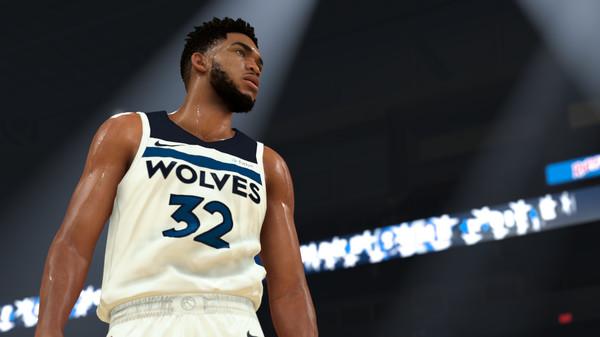 NBA 2K20 скриншот