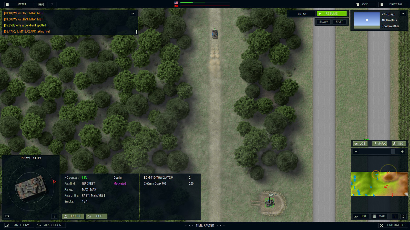 Find the best laptops for Armored Brigade