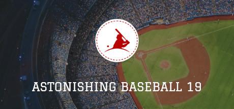 Astonishing Baseball 2019 Cover Image