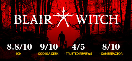 Blair Witch Cover Image