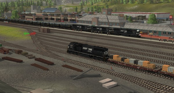 Скриншот №5 к TANE DLC - NS SD60E - Horsehead