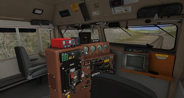 Скриншот №1 к TANE DLC - NS SD60E - Horsehead