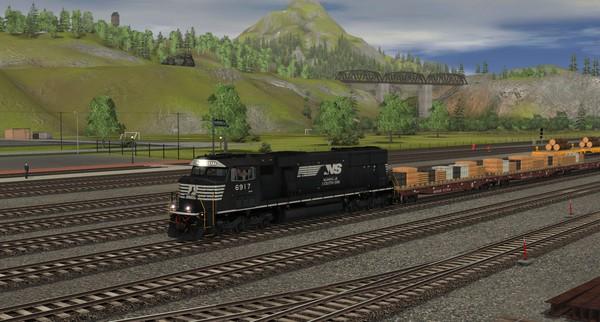 Скриншот №4 к TANE DLC - NS SD60E - Horsehead