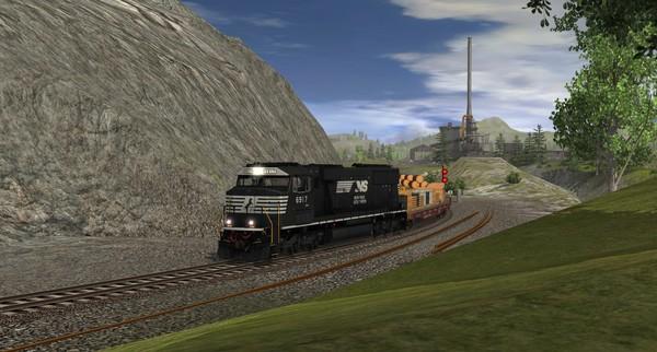 Скриншот №3 к TANE DLC - NS SD60E - Horsehead