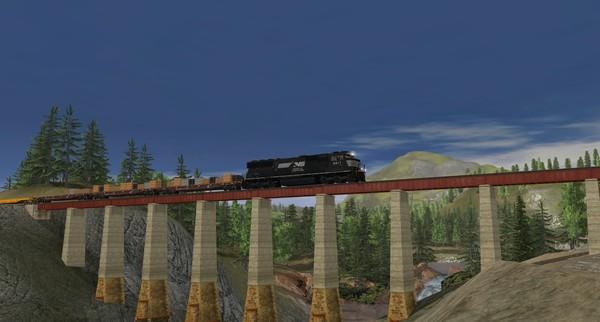 Скриншот №2 к TANE DLC - NS SD60E - Horsehead