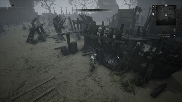 Скриншот №2 к Black Legend