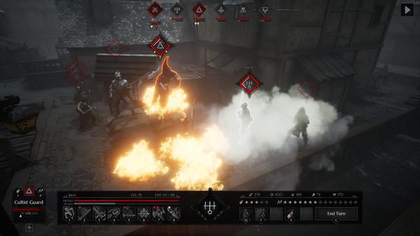 Скриншот №9 к Black Legend