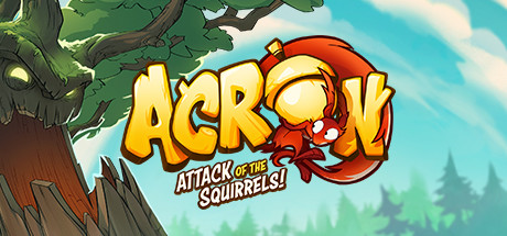 Acron: Attack of the Squirrels! Cover Image