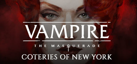 Vampire: The Masquerade - Coteries of New York Cover Image