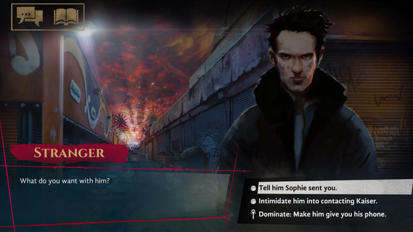 Скриншот №9 к Vampire The Masquerade - Coteries of New York