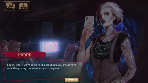 Скриншот №7 к Vampire The Masquerade - Coteries of New York