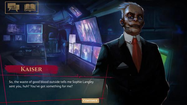 Скриншот №2 к Vampire The Masquerade - Coteries of New York