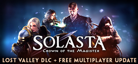 Solasta: Crown of the Magister Cover Image