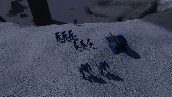 скриншот Achron 1