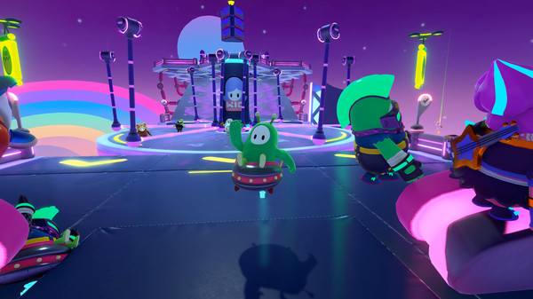 Скриншот №5 к Fall Guys Ultimate Knockout