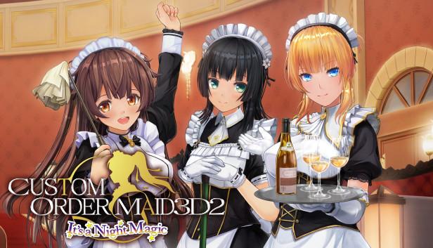 Custom Maids 3d 2