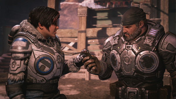 Скриншот №10 к Gears 5