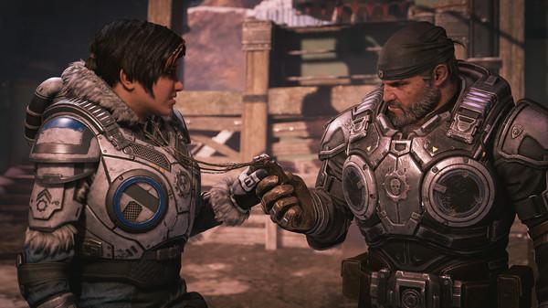 Скриншот №9 к Gears 5