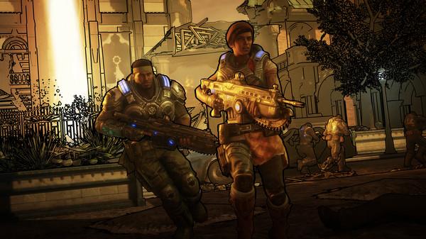 Скриншот №5 к Gears 5