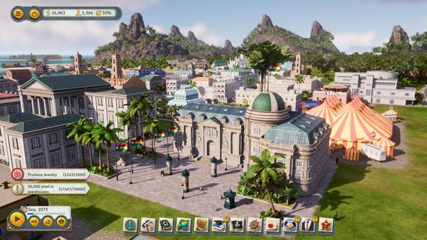 Скриншот №2 к Tropico 6 - The Llama of Wall Street