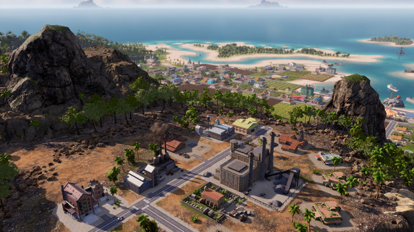 Скриншот №7 к Tropico 6 - The Llama of Wall Street