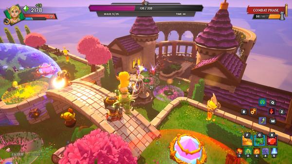 Dungeon Defenders: Awakened скриншот