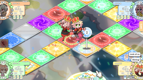 Скриншот №3 к 100 Orange Juice - Sora  Sham Cuties Character Pack