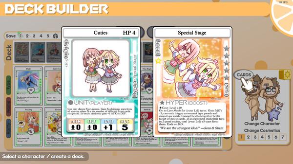Скриншот №1 к 100 Orange Juice - Sora  Sham Cuties Character Pack