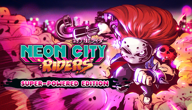 Neon City Riders on Steam