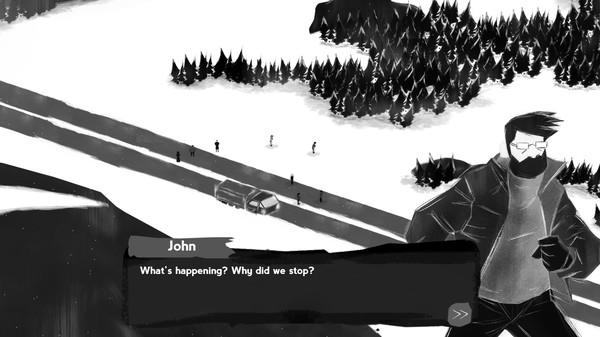 The Man Came Around screenshot
