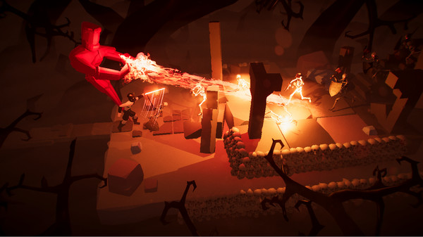 Fire And Thunder screenshot