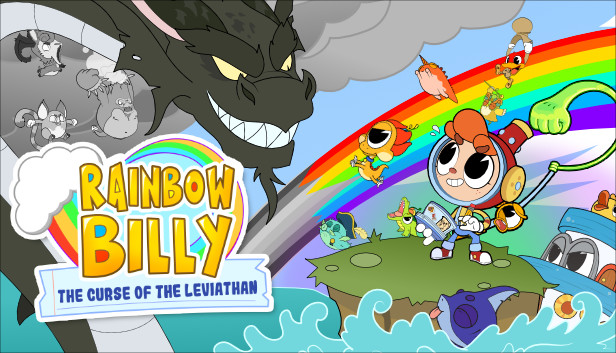 Rainbow Billy: The Curse of the Leviathan on Steam