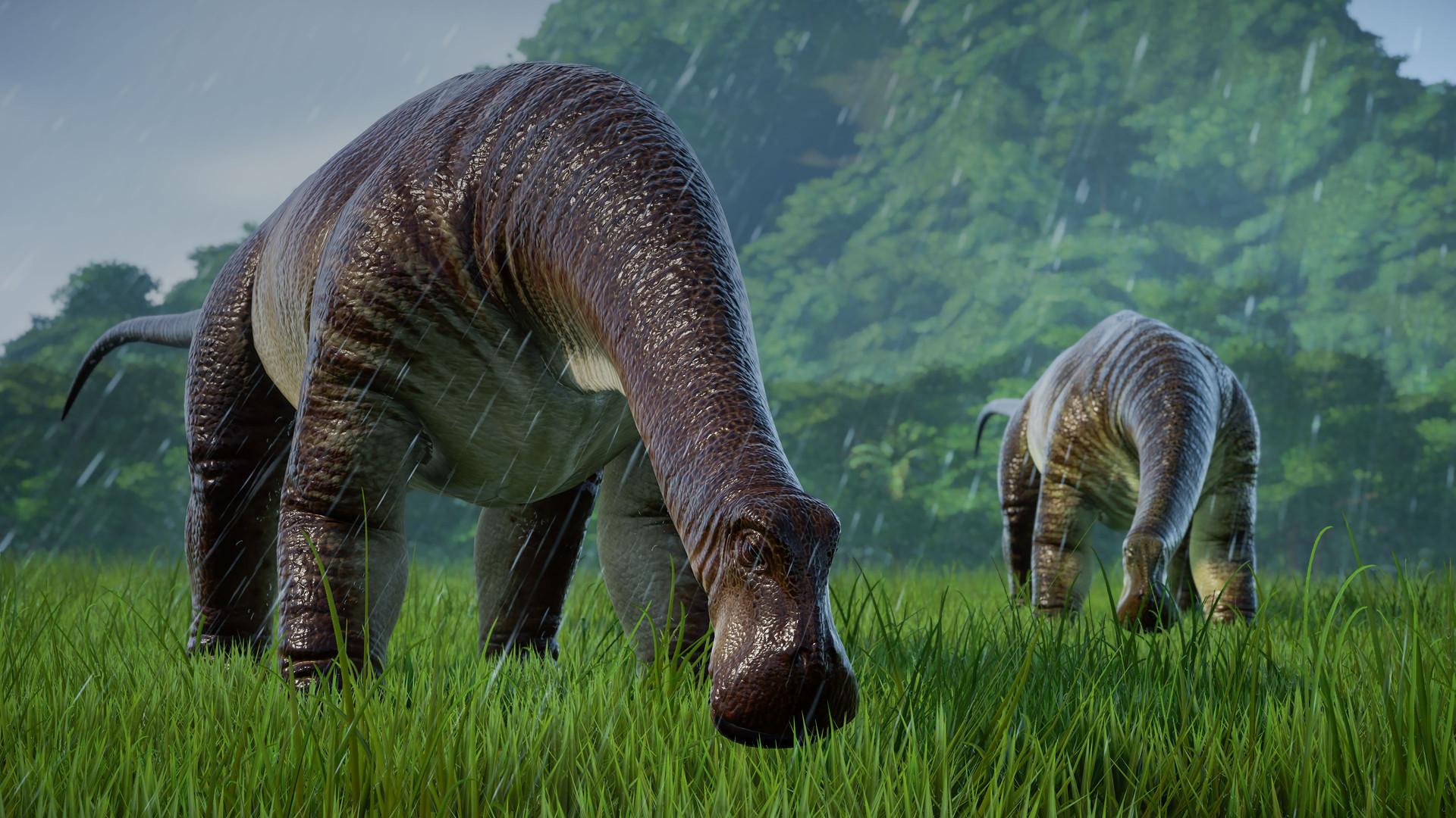 KHAiHOM.com - Jurassic World Evolution: Herbivore Dinosaur Pack