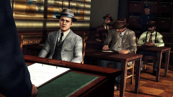скриншот L.A. Noire 1