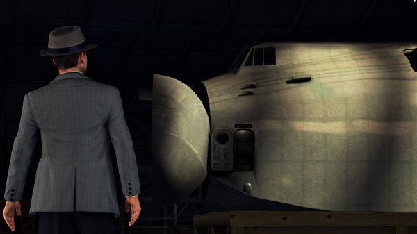 скриншот L.A. Noire 4