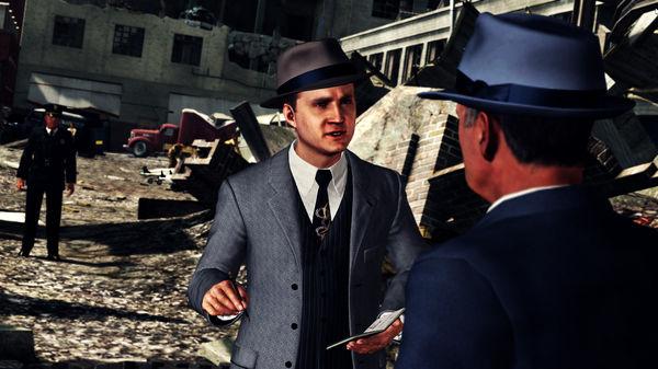 скриншот L.A. Noire 0