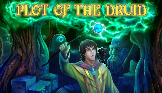 Plot of the Druid on Steam