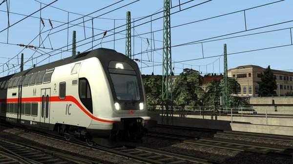 скриншот Train Simulator: DB BR 146.5 & BR 668.2 'Intercity 2' Loco Add-On 0