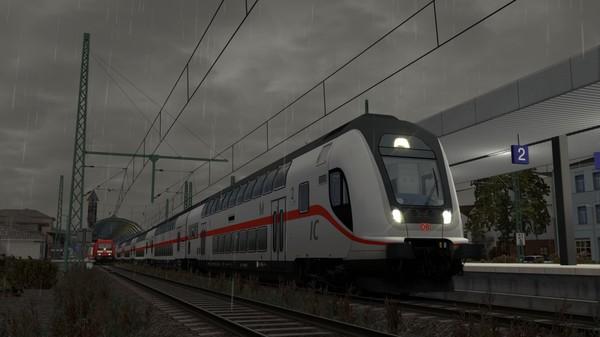 скриншот Train Simulator: DB BR 146.5 & BR 668.2 'Intercity 2' Loco Add-On 2