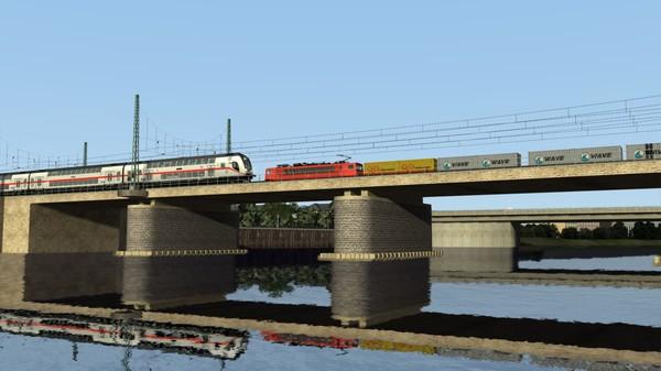 скриншот Train Simulator: DB BR 146.5 & BR 668.2 'Intercity 2' Loco Add-On 1