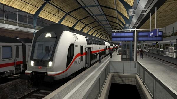 скриншот Train Simulator: DB BR 146.5 & BR 668.2 'Intercity 2' Loco Add-On 4