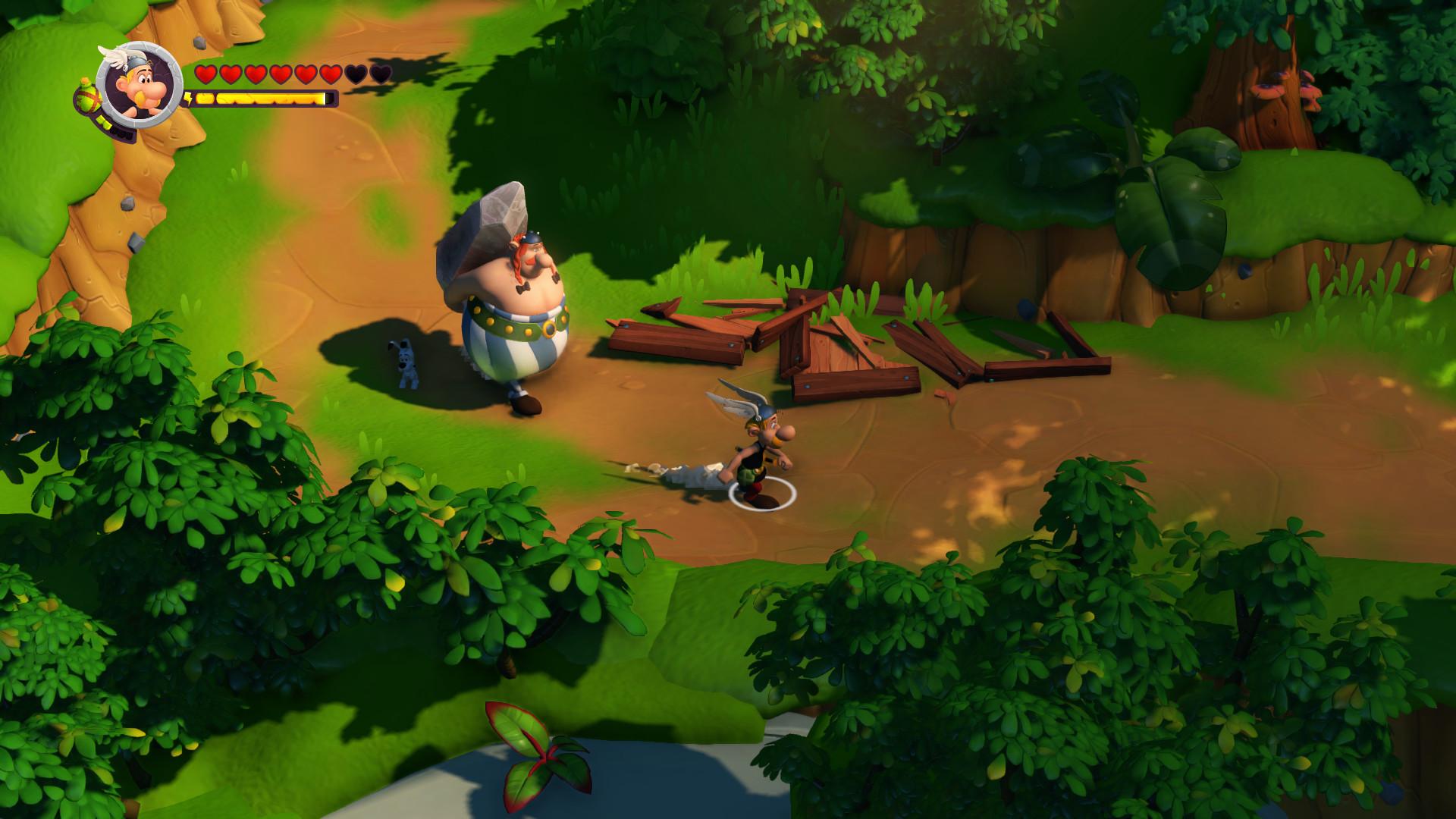 Asterix & Obelix XXL 3 The Crystal Menhir Free Download