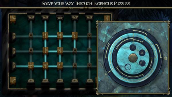 скриншот The Clockwork Man: The Hidden World 3