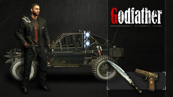 Скриншот №1 к Dying Light - Godfather Bundle